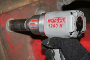 The NitroCat 1200-K ½ inch Kevlar Composite Air Impact Wrench Review