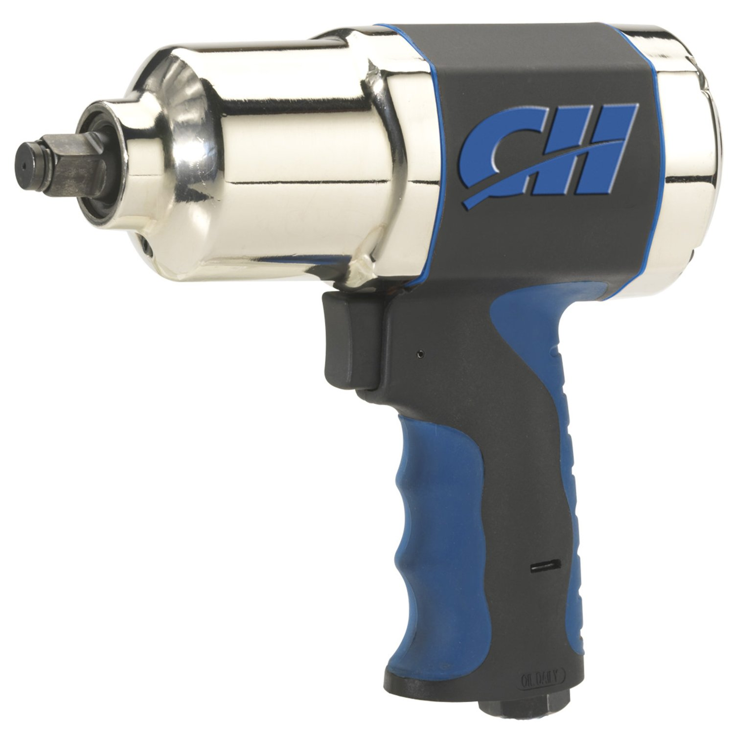 CAMPBELL OPERATING INSTRUCTIONS HAUSFELD IMPACT WRENCH