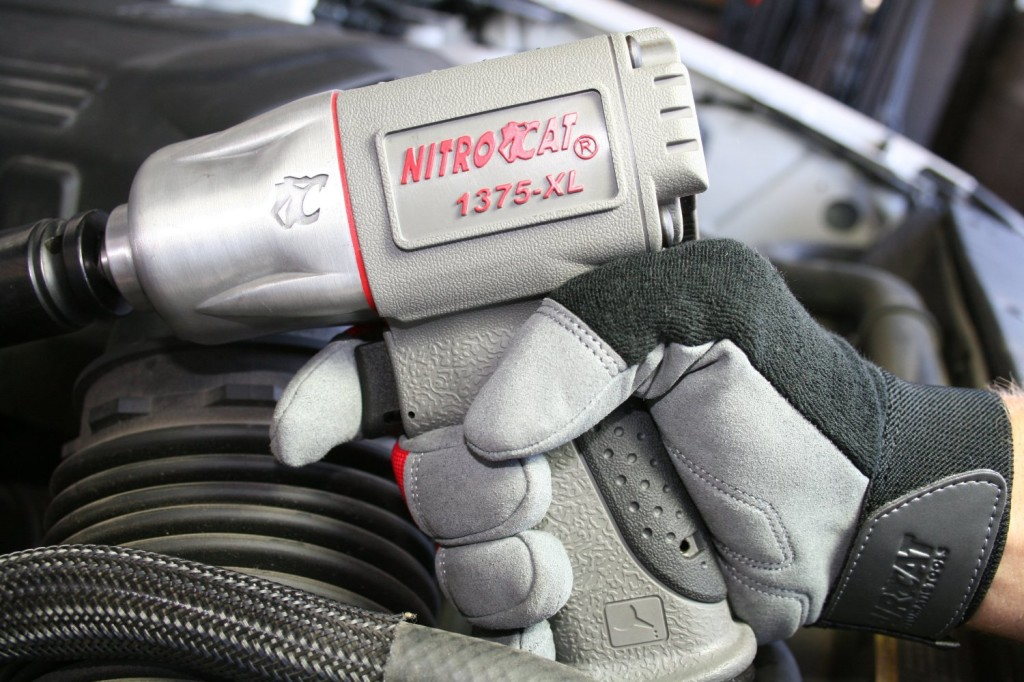 NitroCat 1375-XL Air Impact Wrench